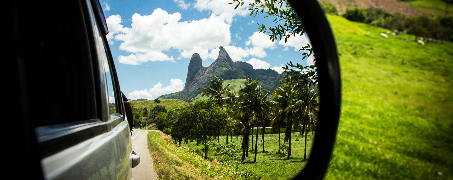 Frade e Freira Natural Monument is a natural monument in tbe state of Espírito Santo, Brazil
